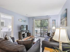 5 stars Peaceful Condo - 7 min walk to the beach, serviced apartment in Hilton Head Island