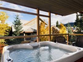 Glaciers Reach by Allseason Vacation Rentals, apartment in Whistler