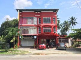 OYO 89653 Anisaa Inn, hotel di Kota Bahru