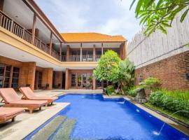 Wiras Village, Hotel am Strand in Canggu