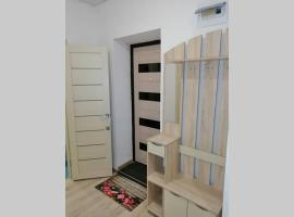 уютная квартира на банном, апартаменты/квартира в Зеленой Поляне