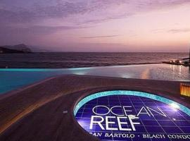 Departamento de playa - Condominio OCEAN REEF - SAN BARTOLO, self catering accommodation in San Bartolo