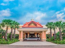 Sokha Siem Reap Resort & Convention Center, hotel in Siem Reap