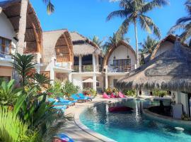 Coco Cabana, beach hotel in Gili Trawangan