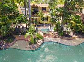 Ashmore Palms Holiday Village, hotel near Sharks Events Centre, Gold Coast