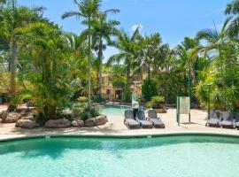 Ashmore Palms Holiday Village, hotel near Carrara Indoor Stadium, Gold Coast
