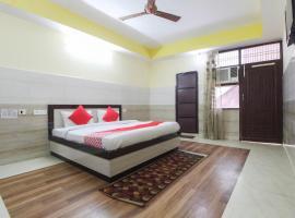 OYO 65548 Hotel Kisan Palace, hotel in Vrindāvan