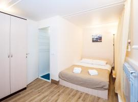 Kvant Hotel, hotel near Vitebsky Train Station, Saint Petersburg