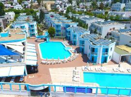 Carina Resort Hotel, отель в Бодруме
