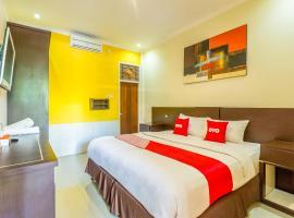 OYO 2191 Hotel Ganisfa, hotel in Mataram
