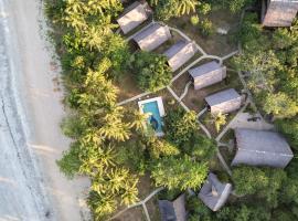 Qi Palawan, resort in El Nido