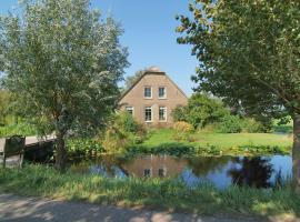 Bed & Breakfast De Ruige Weide, hotel with parking in Oudewater