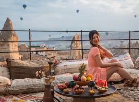 Lunar Cappadocia Hotel, accessible hotel in Göreme