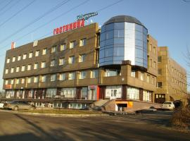 Naberezhnaya, hotel near Russian National Public Library for Science and Technology, Novosibirsk