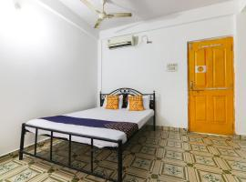 SPOT ON 61339 Swami Samarth Guest House, hotel in Arambol