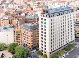 Abba Madrid, hotel cerca de Estación de metro Avenida de América, Madrid