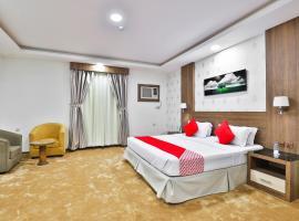 نجمة نوارة للوحدات الفندقية, hotel em Najran