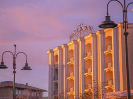 Hotel San Giorgio, отель в Чезенатико