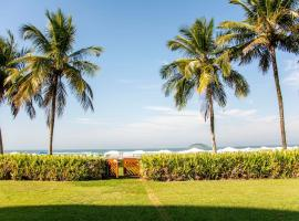 Beach Front Apartment nearby Riviera Golf Club by BnbHost, hotel em Riviera de São Lourenço