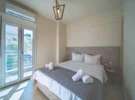 City Center Apartment Project 3, budget hotel in Heraklio Town