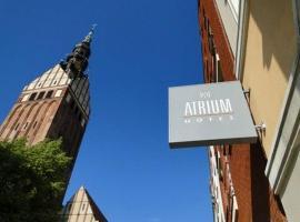 Hotel Atrium, hotel in Elblag