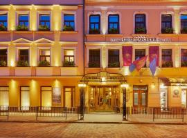 Отель Швейцарский, отель в Львове