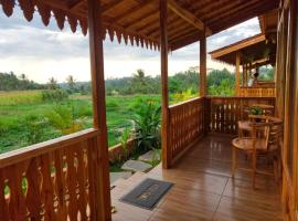 Sunset Cafe and Bungalow, bed & breakfast ad Ubud