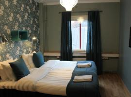 Uppsala CityStay Hotel, hotell i Uppsala