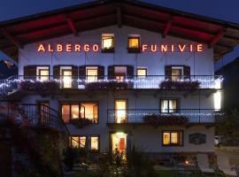 Hotel Funivia, hotel near Skyway Monte Bianco, Courmayeur
