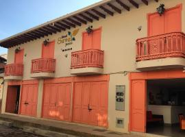 Hotel Saval Jerico, hotel in Jericó