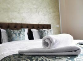 Pensiunea Romeo Resort, hotel din Focşani