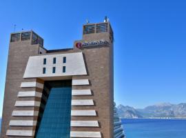 Ramada Plaza Antalya, отель в Анталье