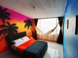 Casa Mood Usaquen, bed and breakfast en Bogotá