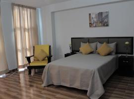 Hotel Kuwasi, hotel in Chiclayo