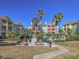 2BR Galveston Condo with Community Pool!, vacation rental in Galveston