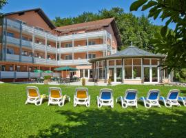 PTI Hotel Eichwald, Hotel in Bad Wörishofen