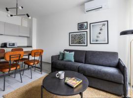 Sonder — San Lorenzo, apartment in Rome