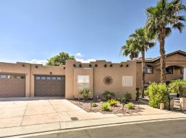 Needles Home on Golf Course w/Pool + Private Patio