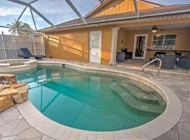 High-End Naples House with Pool - Walk to the Beach!, vacation rental in Naples