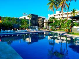Hotel San Antonio, hotel en Tampico