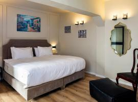 Jaffa Tel-Aviv Gallery Boutique Hotel, hotel near Birzeit University, Tel Aviv