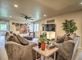 Lovely St George Condo with Resort-Style Amenities!, apartment in St. George