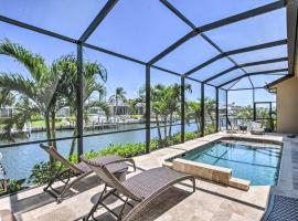 Lavish Marco Island Retreat Less Than 2 Mi to the Beach!, holiday home in Marco Island