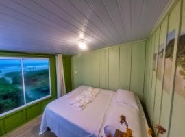 Pousada Swell da Grande, hotel in Ilha do Mel
