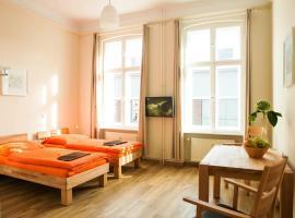 Apartmentpension am Stadtschloss, serviced apartment in Potsdam