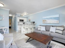 Deja Blue, apartment in Galveston