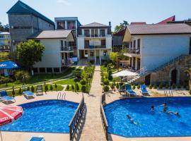 Hotel Chero, отель в Кобулети