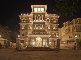 Jhadol Vijay Vilas, hotel near Lake Pichola, Udaipur