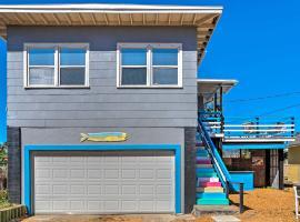 Apartment with Views - 5 Min Walk to Daytona Beach!, apartment in Daytona Beach