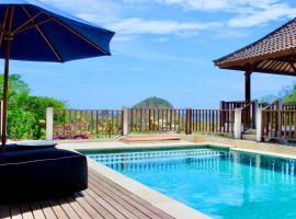 Ocean View Villas, three-star hotel in Kuta Lombok